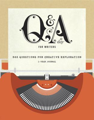 Q&A A Day For Writers - Potter