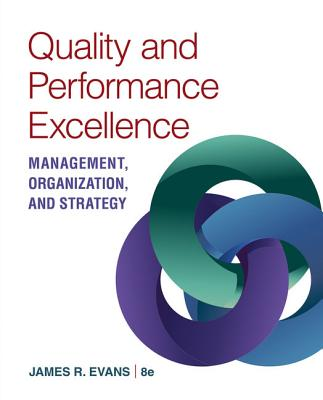 Quality & Performance Excellence - Evans, James