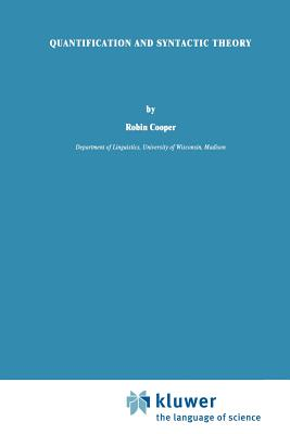 Quantification and Syntactic Theory - Cooper, R