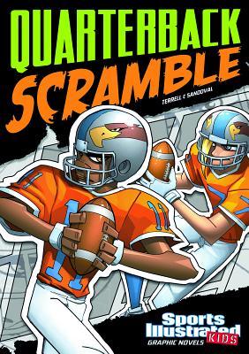 Quarterback Scramble - Terrell, Brandon, and Fuentes, Benny