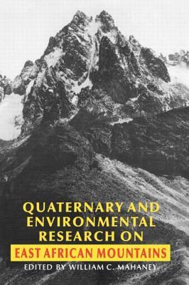 Quaternary & Environmental Research on E - Mahaney, W H (Editor)