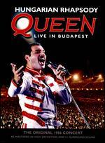 Queen: Hungarian Rhapsody - Live in Budapest [3 Discs] [DVD/2 CDs]