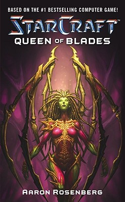 Queen of Blades - Rosenberg, Aaron
