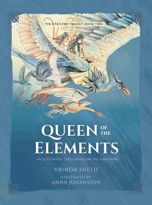 Queen of the Elements - Sheth, Vrinda