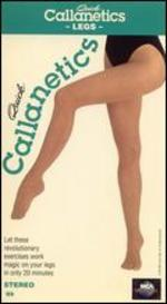 Quick Callanetics: Legs