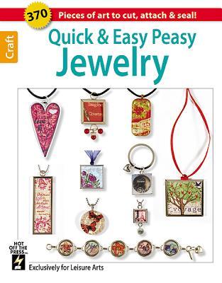 Quick & Easy Peasy Jewelry - Leisure Arts (Creator)
