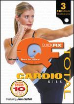 Quick Fix: Total Cardio Kick