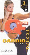 Quick Fix: Total Cardio Kick - Andrea Ambandos