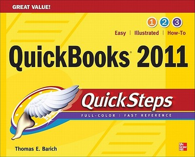QuickBooks 2011 QuickSteps - Barich, Thomas A