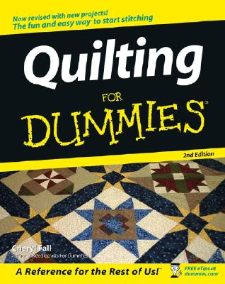 Quilting for Dummies - Fall, Cheryl