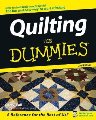 Quilting for Dummies - Fall, Cheryl