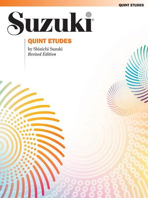 Quint Etudes: Violin - Suzuki, Shinichi