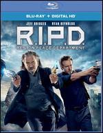 R.I.P.D. [Includes Digital Copy] [UltraViolet] [Blu-ray]