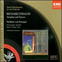 R. Strauss: Ariadne auf Naxos - Alfred Neugebauer (vocals); Anny Felbermayer (vocals); Elisabeth Schwarzkopf (soprano); Fritz Ollendorf (vocals);...