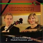 R.Strauss/J.Brahms: Sonatas For Cello & Piano/R.Schumann: Adagio Und Allegro