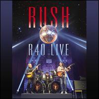 R40 Live [CD/Blu-Ray] - Rush