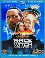 Race to Witch Mountain [3 Discs] [Includes Digital Copy] [Blu-ray/DVD]