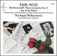 Rachmaninoff: Piano Concerto No. 2; Isle of the Dead - Earl Wild (piano); Royal Philharmonic Orchestra; Jascha Horenstein (conductor)