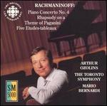 Rachmaninoff: Piano Concerto No. 4; Rhapsody on a Theme of Paganini; Five Etudes-Tableaux
