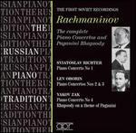 Rachmaninov: Complete Piano Concertos; Paganini Rhapsody