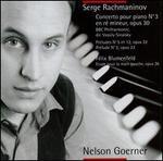 Rachmaninov: Concerto pour piano No. 3