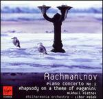 Rachmaninov: Piano Concerto No.1; Rhapsody on a theme of Paganini