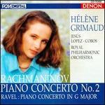 Rachmaninov: Piano Concerto No. 2; Ravel: Piano Concerto in G major