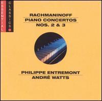 Rachmaninov: Piano Concertos Nos. 2 & 3 - André Watts (piano); Philippe Entremont (piano); New York Philharmonic