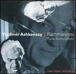 Rachmaninov: Piano Transcriptions