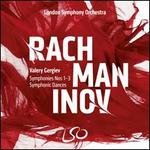 Rachmaninov: Symphonies Nos 1-3; Symphonic Dances