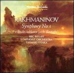 Rachmaninov: Symphony No. 1 / 4 Etudes-tableaux