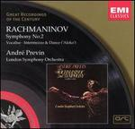 "Rachmaninov: Symphony No. 2; Vocalise; Intermezzo & Dance (""Aleko"")"