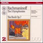 Rachmaninov: The 3 Symphonies; The Rock