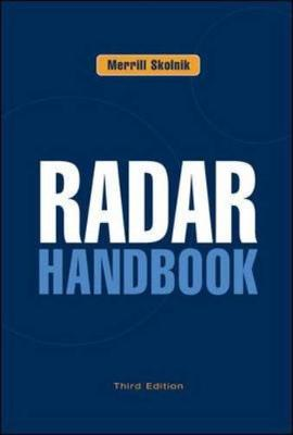 Radar Handbook - Skolnik, Merrill I, Dr.