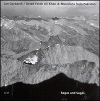 Ragas and Sagas - Jan Garbarek