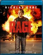 Rage [Blu-ray] - Paco Cabezas