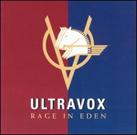 Rage in Eden - Ultravox
