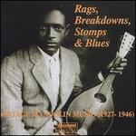 Rags, Breakdowns, Stomps and Blues: Vintage Mandolin Music 1927-1946
