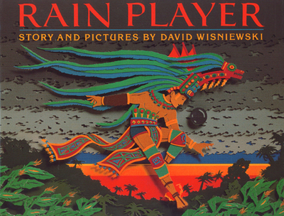 Rain Player - Wisniewski, David