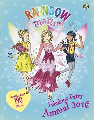 Rainbow Magic Fabulous Fairy Annual 2016 - Meadows, Daisy