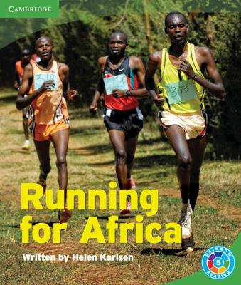 Rainbow Reading Level 5 - Move Your Body: Running for Africa Box E - Karlsen, Helen