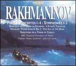 Rakhmaninov: Piano Concertos 1-4; Symphonies 1-3; Orchestral Works [Box Set]