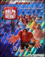Ralph Breaks the Internet [Includes Digital Copy] [Blu-ray/DVD]