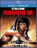 Rambo III [Includes Digital Copy] [Blu-ray]
