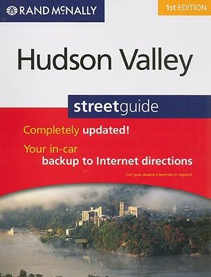 Rand McNally Hudson Valley Street Guide - Rand McNally (Creator)
