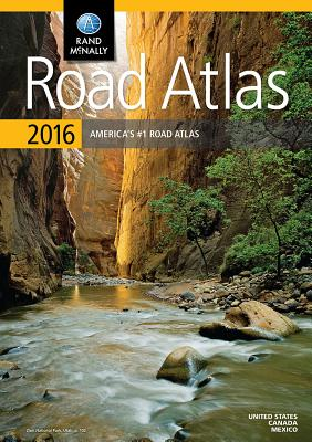 Rand McNally Road Atlas - Rand McNally