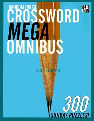 Random House Crossword Megaomnibus, Volume 2 - United Features