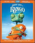 Rango [Includes Digital Copy] [Blu-ray/DVD]
