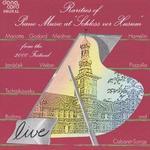 Rarities of Piano Music at Schloss vor Husum Festival 2000