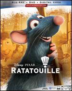 Ratatouille [Includes Digital Copy] [Blu-ray/DVD] - Brad Bird; Jan Pinkava